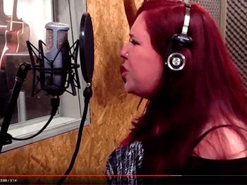 Vídeo Clipes Musicais  Halestorm (Cover) - Escola de Música – Blue Note Rio Preto