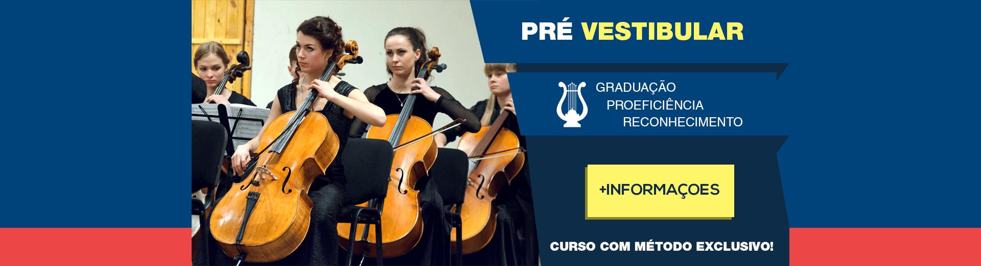Pré Vestibular - Escola de Música – Blue Note Rio Preto